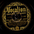 KID ORY & HIS CREOLE BAND  The girls go crazy about the way I walk / ...   X3091