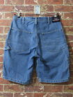 VTG Polo Jeans Co Ralph Lauren sz 32 Carpenter Shorts Denim Urban Hip Hop
