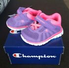 CHAMPION SNEAKERS INFANT BABY SIZE 1WIDE NEW IN BOX