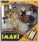 Imani Music Video Playset Black African American Doll 1994 NRFB Olmec Barbie Sz