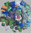 Retail Bulk 100 Count Assortment Mix variety condoms Regular Size