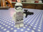 brand new first order stormtrooper, lego star wars 75103.