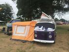 VW Brazilian Bay 2001 Aircooled Camper in dash sat nav retro awning and more