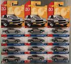 HOT WHEELS NEW THROWBACK 1968 2018 86 MONTE CARLO SS  LOT OF 12  FREE SHIP