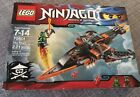 NEW SEALED LEGO NINJAGO 70601 SKY SHARK LLOYD GARMADON PIRATE PILOT RETIRED