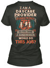 Machine washable Awesome Daycare Provider - I Am A Of Ourse Women's V-Neck Tee