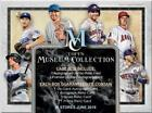 2018 Topps Museum Collection Baseball Factory Sealed Hobby Box 4 Hits!