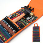 Outdoor Camping Wind Rope Tent Pegs Ground Nail Storage Bag Tent Accessory New