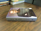 A Journey Tony Blair SIGNED HC 2012 FREE SHIP 9780307269836