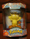 1999 POKE'MON BANK APPLAUSE LIMITED EDITION #52 MEOWTH NIB READY TO SHIP!!!