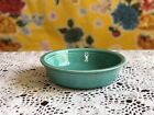 Vintage HLC Fiesta Made in USA Turquoise 7 Inch Cereal Soup Pasta Salad Bowl