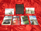 BMW 5'ies E60 E61 HANDBOOK OWNERS MANUAL WALLET PACK TELEPHONE CARE TIPS SERVICE