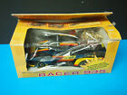 Vintage illco Battery Operated Toy Porche Racer 935 Race Car In Box UNTESTED