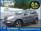 Ssangyong Rexton 20 TD EX T Tronic 5dr Diesel Automatic 7 Seat