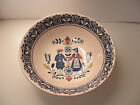 JOHNSON BROS HEARTS  FLOWERS 8 1 4 Diameter x 2 3 4 Serving Bowl England