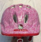 Hellp Kitty Child Bike Helmet