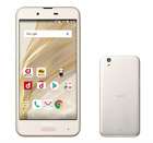 DOCOMO UNLOCKED SHARP AQUOS SENSE SH-01K ANDROID SMARTPHOE CHAMPAGNE GOLD