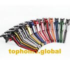For MOTO GUZZI Norge 850/1200/GT/GTL 2008-2010 Long Clutch Brake Levers MixColor