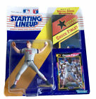 MLB Starting Lineup SLU Chuck Finley Action Figure California Angels 1992 Kenner