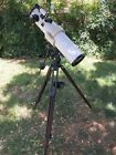 Telescope Newtonian Reflector 100mm f 8 equatorial mount