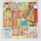 BASIC GREY 12X12 SUBLIME SCRAPBOOK PAPER COLLECTION PACK HTF OOP RETIRED