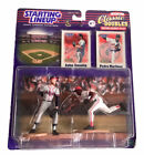 MLB Starting Lineup SLU John Smoltz & Pedro Martinez Action Figure 2000