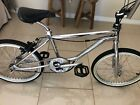 Extremely Rare 1990 GT Aggressor Vintage Freestyle Bike - Chrome