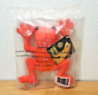 Golden Toad Endangered Wildlife Friends Plush With Window Suction Cups Amoco
