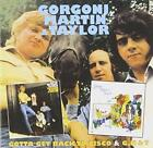 GORGONI, MARTIN & TAYLOR ‎– GOTTA GET BACK TO CISCO / G,M&T 2CDs (NEW/SEALED)