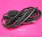 NEW SINGER SEWING MACHINE DOUBLE LEAD POWER CORD FEATHERWEIGHT