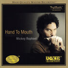 Mickey Raphael Hand To Mouth Audiophile Version Alloy Gold UQCD CD NEW