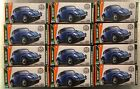 MATCHBOX 62 VOLKSWAGEN BEETLE POWER GRABS 65TH ANNIVERSARY LOT OF 12 FREE SHIP
