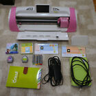 Cricut EXPRESSION 2 Cutting Machine Excellent condition + 2 cartridges Pink