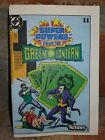 VTG GREEN LANTERN 11 Kenner Action Figure DC 1983 Mini Comic Book Super Powers