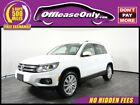 Tiguan 20T SE AWD Off Lease Only 2016 Volkswagen Tiguan 20T SE AWD Intercooled Turbo Premium Unle