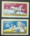 HUNGARY WGRY MAGYAR STAMPS MNH Soyuz 6 7  8 and Apollo 12 1970