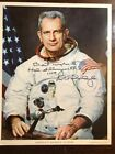 Donald Deke Slayton Signed Photo Space Suit