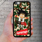 Dragon Ball Super Goku Bape Ape Supreme  Fit For iPhone Case Cover