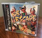Ape Escape (1999) - Sony Playstation - Black Label - Complete