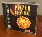 Panzer General (1996) - Sony Playstation - Complete