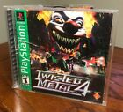 Twisted Metal 4 (1999) - Sony Playstation - Complete