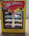 Hot Wheels VINTAGE COLLECTION Series 1 8 Vehicle SET Red Lines 1993 Mattel NEW