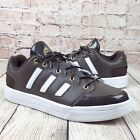 ADIDAS LUX adiPrene Mens Boys Brown Low Top Sneakers Size 12 Shoes