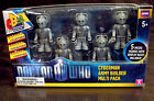 Doctor Who Character Building Cyberman Army Set by Underground ToysNEW