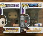 Funko POP! Guardians Of The Galaxy Starlord Exclusive Combo