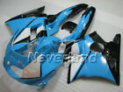 Sky Blue ABS Injection Molding Fairing Bodywork Kit For Honda CBR600F2 1991-1994