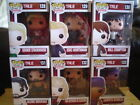 Funko Pop Television True Blood Complete Set 128 129 130 131 132 133 Protectors