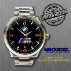 BMW E30 M3 LOGO MENS ELEGAN SPORT METAL WATCH