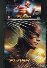 Flash Season 1 Factory SEALED Hobby Box and Factory SEALED Binder M30 Exclusive