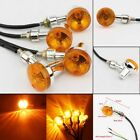 4PCS Motorccyle Turn Signals Light For For Kawasaki Vulcan VN 1500 2000 Classic